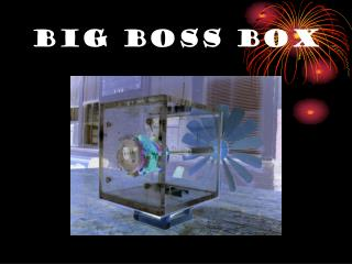 Big Boss Box