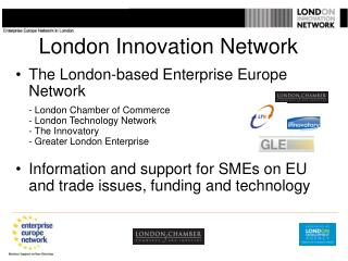 London Innovation Network