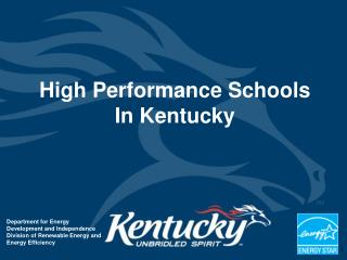 High Performance Schools In Kentucky