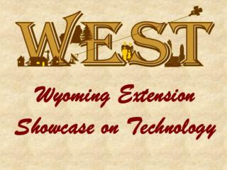 WEST Platinum Sponsors