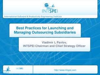 Best Practices for Launching and Managing Outsourcing Subsidiaries