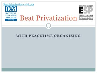 Beat Privatization