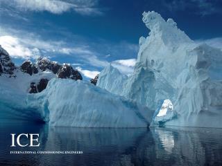 ICE INTERNATIONAL COMMISSIONING ENGINEERS