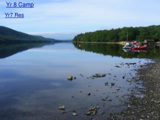 Yr 8 Camp
