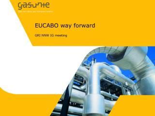 EUCABO way forward