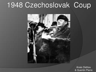 1948 Czechoslovak  Coup