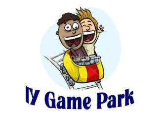 This is the amazing, welcoming logo of IY Game Park