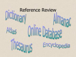 Reference Review