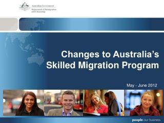 Changes to Australia's Skilled Migration Program