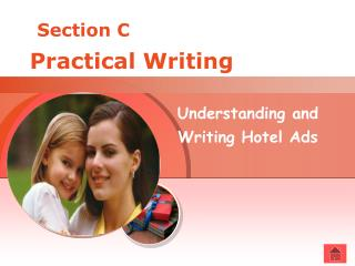Section C  Practical Writing