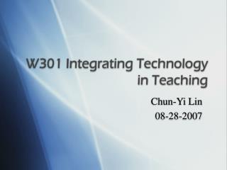 Chun-Yi Lin 08-28-2007