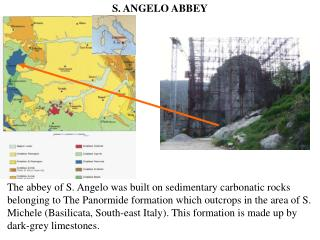 S. ANGELO ABBEY