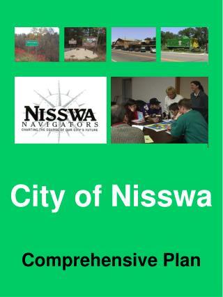 City of Nisswa Comprehensive Plan
