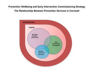 Prevention Wellbeing and Early Intervention Commissioning Strategy