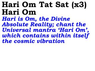 Ver06L Hari Om Tat Sat (x3)  Hari Om