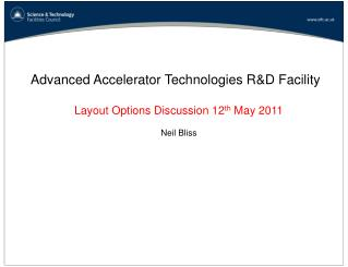Advanced Accelerator Technologies R&D Facility