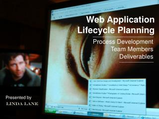 Web Application Lifecycle Planning