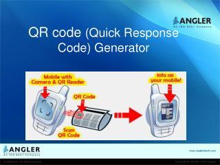 QR code  (Quick Response Code) Generator