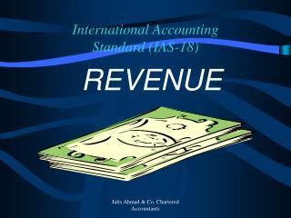 International Accounting Standard (IAS-18)
