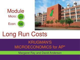Long Run Costs