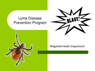 Lyme Disease Prevention Program
