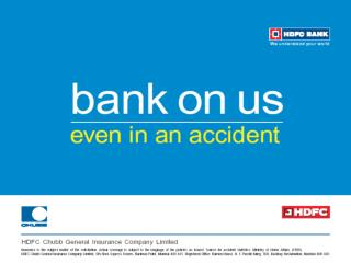 About us - HDFC Chubb General Insurance