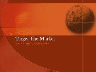 Target The Market
