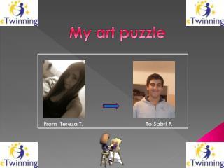 My  art puzzle