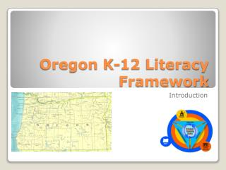 Oregon K-12 Literacy Framework