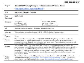 IEEE C802.20-03/87