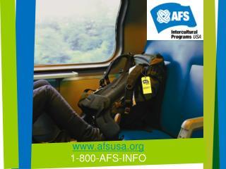 afsusa 1-800-AFS-INFO