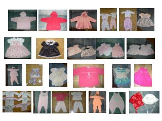 Продаю детские вещи (Mädchensachen Gr.68-80)