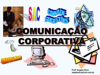 COMUNICA  O CORPORATIVA