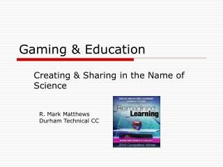 Gaming & Education