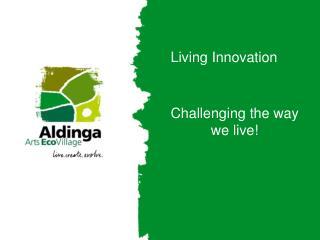 Living Innovation