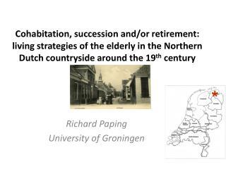 Richard  Paping University of Groningen