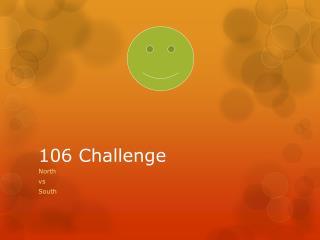 106 Challenge