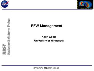 EFW Management