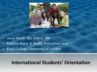 International Students' Orientation