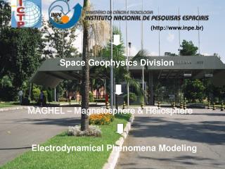 Space Geophysics Division