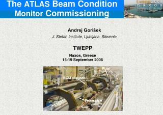 The  ATLAS  Beam Condition  Monitor  Commissioning