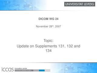 DICOM WG 24