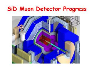SiD Muon Detector Progress