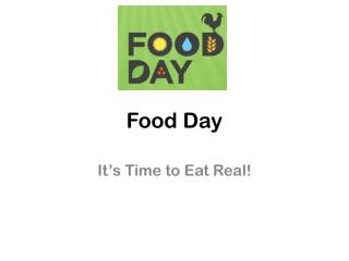 Food Day
