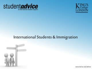 International Students & Immigration