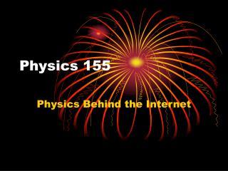 Physics 155