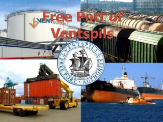 Free Port of  Ventspils