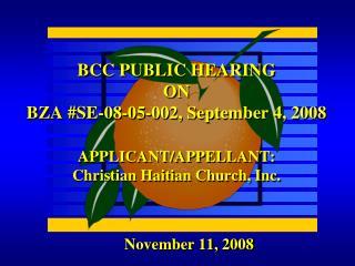 November 11, 2008
