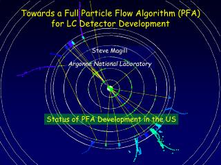 Towards a Full Particle Flow Algorithm (PFA) for LC Detector Development