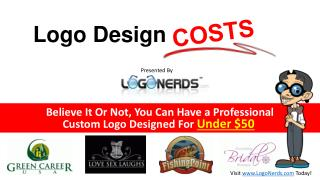 Logo Design Costs